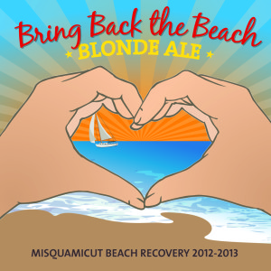 Bring Back the Beach Blonde Ale