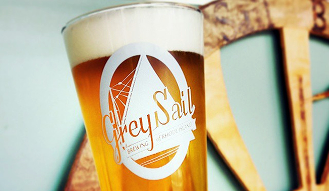 Grey Sail Brewing - Craft Beer - Westerly, RI